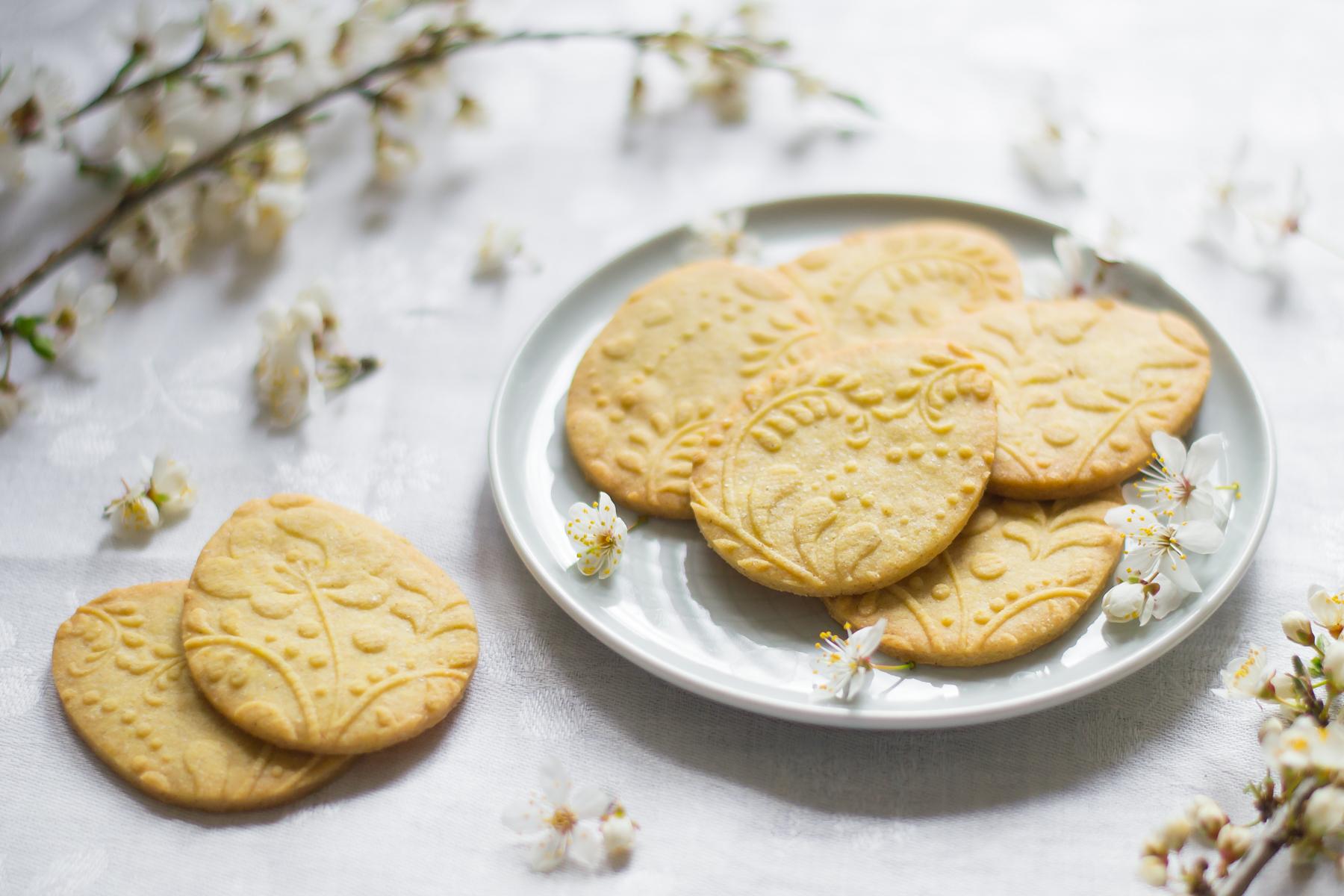 Velikonoční máslové sušenky